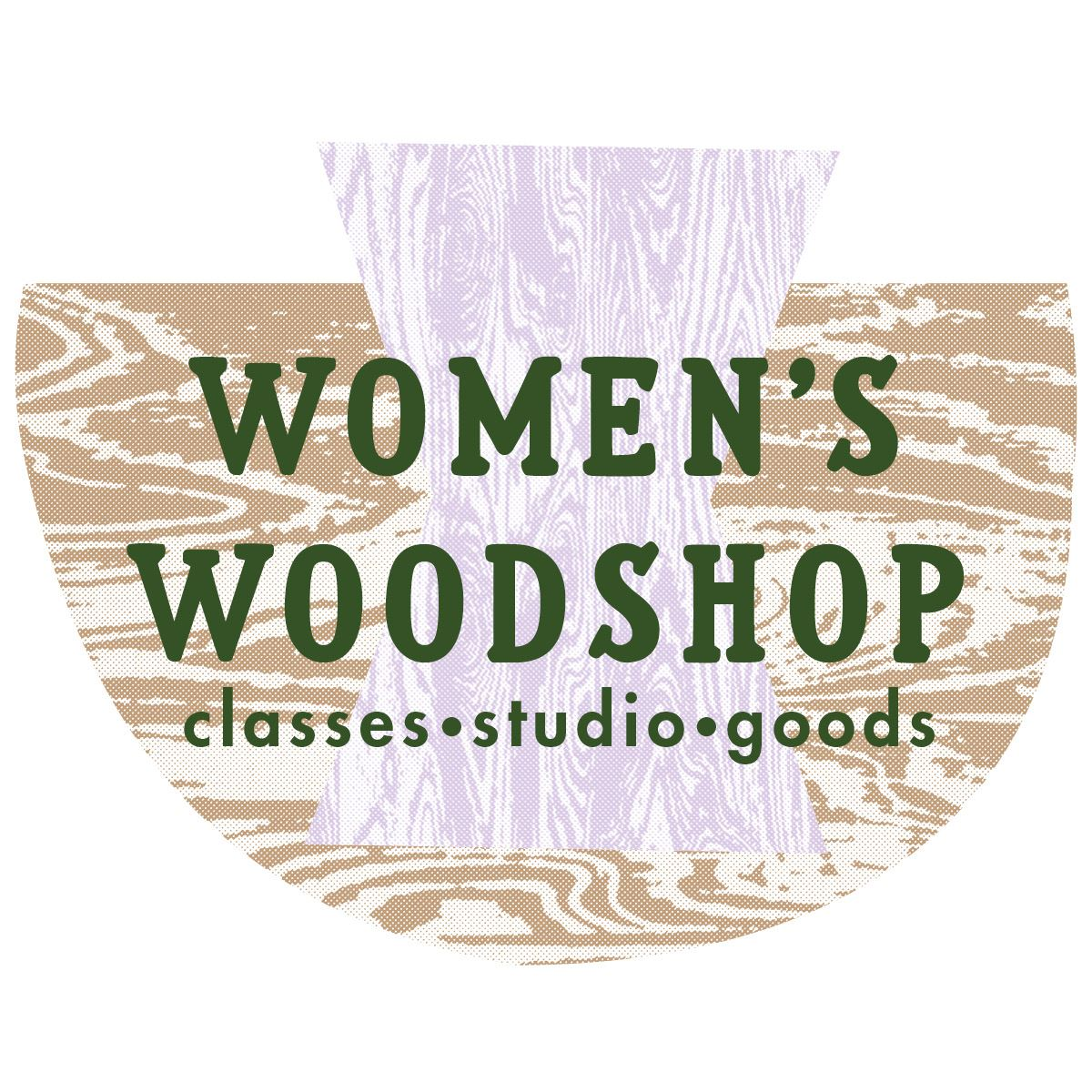Women's Woodshop: classes, studio, goods